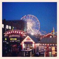 Photo taken at Navy Pier by Ashland T. on 6/25/2013