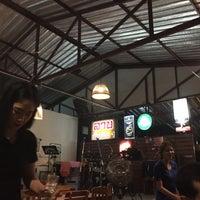Photo taken at ลาบเมืองป้าว by Ann O. on 10/22/2016