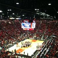 12/7/2012 tarihinde Paula S.ziyaretçi tarafından Viejas Arena'de çekilen fotoğraf