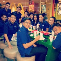 Photo taken at Mc Donald STC by Dade 'abka' T. on 5/20/2013