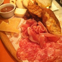 Photo taken at Osteria Morini by Karen L. on 9/23/2012