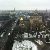 Photo taken at Radisson Blu Latvija Conference & SPA Hotel by Артем П. on 1/1/2013