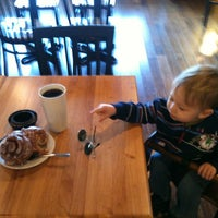 Photo taken at YoYo Donuts & Coffee Bar by Merit W. on 11/15/2012