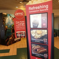 Photo taken at AMC Dine-in Theatres Coral Ridge 10 by Frank Vigliotti @. on 3/5/2013