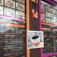 Photo taken at Dunkin' Donuts by Frank Vigliotti @. on 11/8/2013