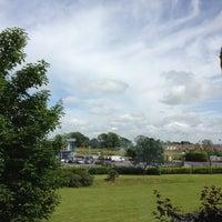 Photo taken at Kilmurray Lodge Hotel by Shoji N. on 7/7/2013