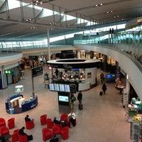 Photo taken at Terminal 2 by Shoji N. on 4/28/2013