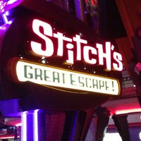 Photo taken at Stitch's Great Escape! by Rico on 4/29/2013