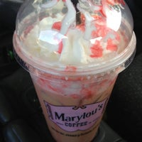 Photo taken at Marylou's Coffee by Amanda C. on 10/20/2012