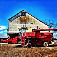 Photo taken at Solly's Farm Market by Joe B. on 10/27/2013