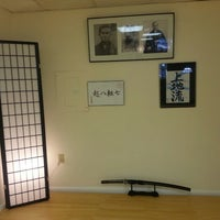 Photo taken at The Dojo - Traditional Okinawan Karate by Steve D. on 6/21/2013