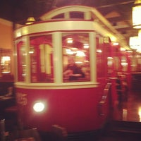 Photo taken at Old Spaghetti Factory by Victor F. on 9/22/2012