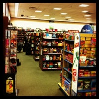 Photo taken at Barnes & Noble by MiMi S. on 1/2/2013