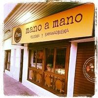 Foto tomada en Mano a Mano - Pizzas y empanadillas por mano a mano pizzeria y empanadilleria el 6/16/2016