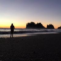 Photo taken at La Push by Calvin T. on 11/22/2015