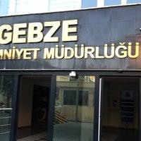 Photo taken at Gebze Emniyet Müdürlüğü by Uğur G. on 11/8/2017