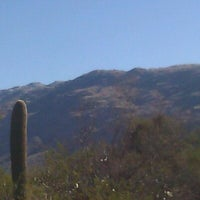 Photo taken at Saguaro National Park by Nick T. on 1/29/2013