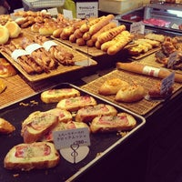 Photo taken at Heart Bread ANTIQUE札幌南郷通り店 by Miwa K. on 3/2/2014