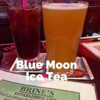 Photo taken at Brine's Restaurant & Bar by 🎁 Heather 🎄 on 9/5/2015