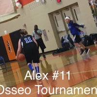 Photo taken at Osseo High School by 💋ReBecca 💍 on 11/4/2017