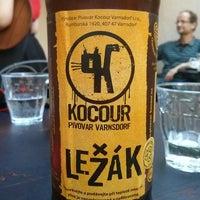 Photo taken at Café Na kole by Kašpárek 🃏 on 7/19/2014