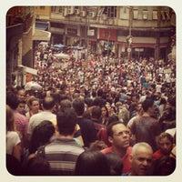 Photo taken at Rua 25 de Março by Fefo M. on 11/3/2012