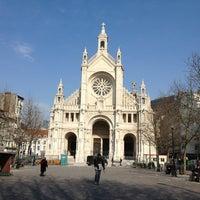 Foto scattata a Place Sainte-Catherine / Sint-Katelijneplein da Maura M. il 3/27/2013