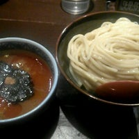 Photo taken at 三田製麺所 なんば店 by あまた ま. on 11/1/2012
