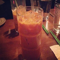 Photo taken at More Thai by Han Y. on 3/28/2013