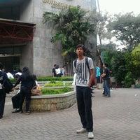 Photo taken at Kampus A Universitas Gunadarma by Ainul Y. on 12/30/2012