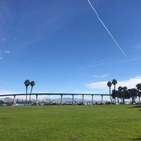 Photo taken at Tidelands Park by Mark S. on 1/8/2017