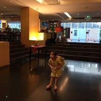 Photo taken at Tai-Pan Hotel by Chakarin T. on 3/14/2016