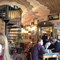 Photo taken at Le Petit Café by Matic B. on 12/9/2012