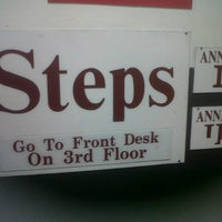 Photo taken at Steps on Broadway by Roni I. on 1/15/2013