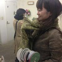Photo taken at 花のアトリエ・ランコントレ by Nana O. on 3/17/2013