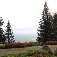 Photo taken at The Spa and Lodge at Tagaytay Highlands by Inez S. on 5/1/2014