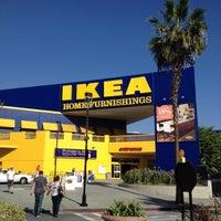 Photo taken at IKEA by Ryan N. on 10/29/2012