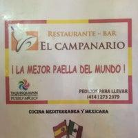 Foto tomada en Restaurante El Campanario por Enrique R. el 5/21/2016