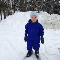 Photo taken at Middlebury Snow Bowl Ski Shop by Laura L. on 1/1/2013
