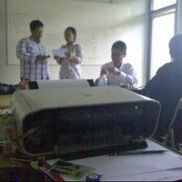 Photo taken at SMPN 3 Denpasar by Oka S. on 11/23/2012