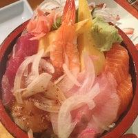 Photo taken at Gin Sushi by KLAMP L. on 3/15/2013