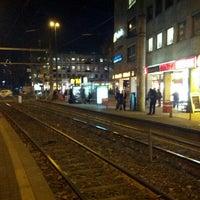 Das Foto wurde bei H Barbarossaplatz von Torsten S. am 11/19/2012 aufgenommen