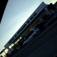 Photo taken at Central de Autobuses by Mariolis on 11/17/2014