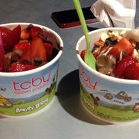 Photo taken at TCBY by Celso B. on 9/2/2014