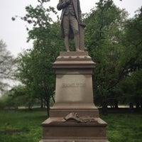 5/5/2017にCelso B.がAlexander Hamilton Statueで撮った写真