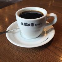 Photo taken at 支留比亜珈琲店 松本島内店 by Tomotaka O. on 7/4/2016
