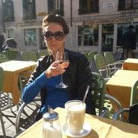 """Photo taken at Trattoria """"Da Gianni"""" by Irina K. on 3/11/2014"""