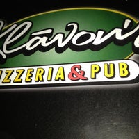 Photo taken at Klávon's Pizzeria & Pub by William R. on 1/8/2013