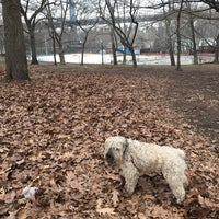 Photo taken at Astoria Park Pool by Bill S. on 2/22/2017