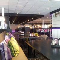 Photo taken at Van der Valk Hotel Nieuwerkerk by Angel on 2/15/2013